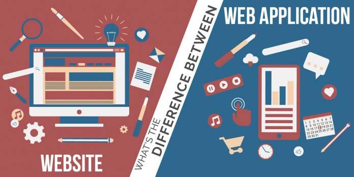 Sự khác nhau giữa mobile web app và website