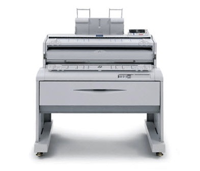 Máy photocopy A0 ricoh 480w