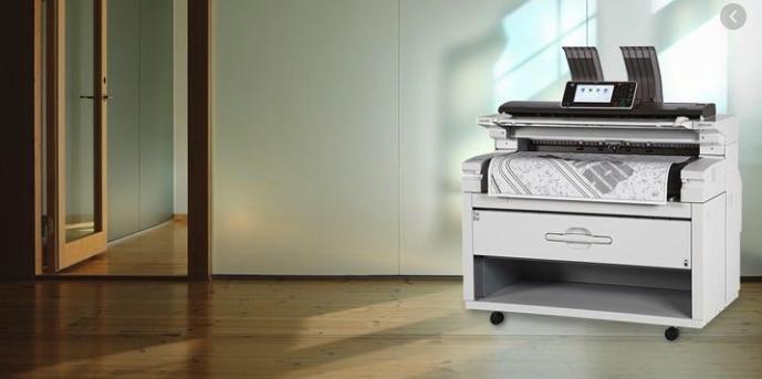 Top 7 máy photocopy khổ A0 - A1 - A2