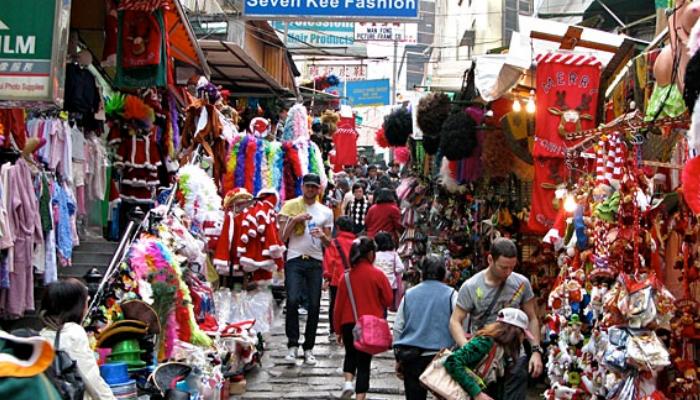 Chợ, kho xưởng Trung Quốc